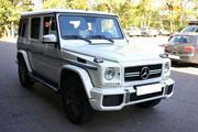 Корпоративные перевозки/ поездки в городе Астана на Mercedes-Benz G-Cl