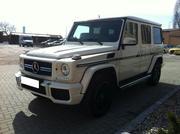 Рестайлинговые автомобили Mercedes-Benz G-Class,  G63 AMG,  G55 AMG,  G50