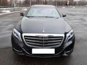 Лучший выпускной вечер в городе Астана на Mercedes-Benz S-Class W222 L