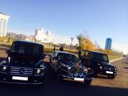 Лимузин Excalibur Phantom в Астане.