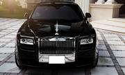 Rolls Royce Phantom в городе Астана.