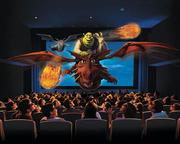 домашний кинотеатр и кинотеатр в 3Д ,  4К,  Атмос