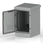 Климатический шкаф напольный 22U,  19'',  600х800