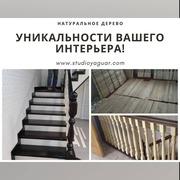 Изготовление лестниц на заказ в Астане