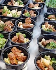 Доставка правильного 5-ти разового питания в Нур-Султане!